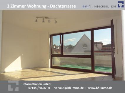Im Herzen Schwieberdingen - 3 Zimmer Wohnung